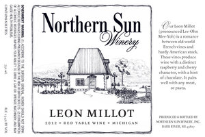 Leon Millot Wine